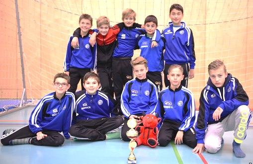 FC Arlesheim 3 Rang