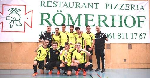 FC Lausen 72 1 Rang
