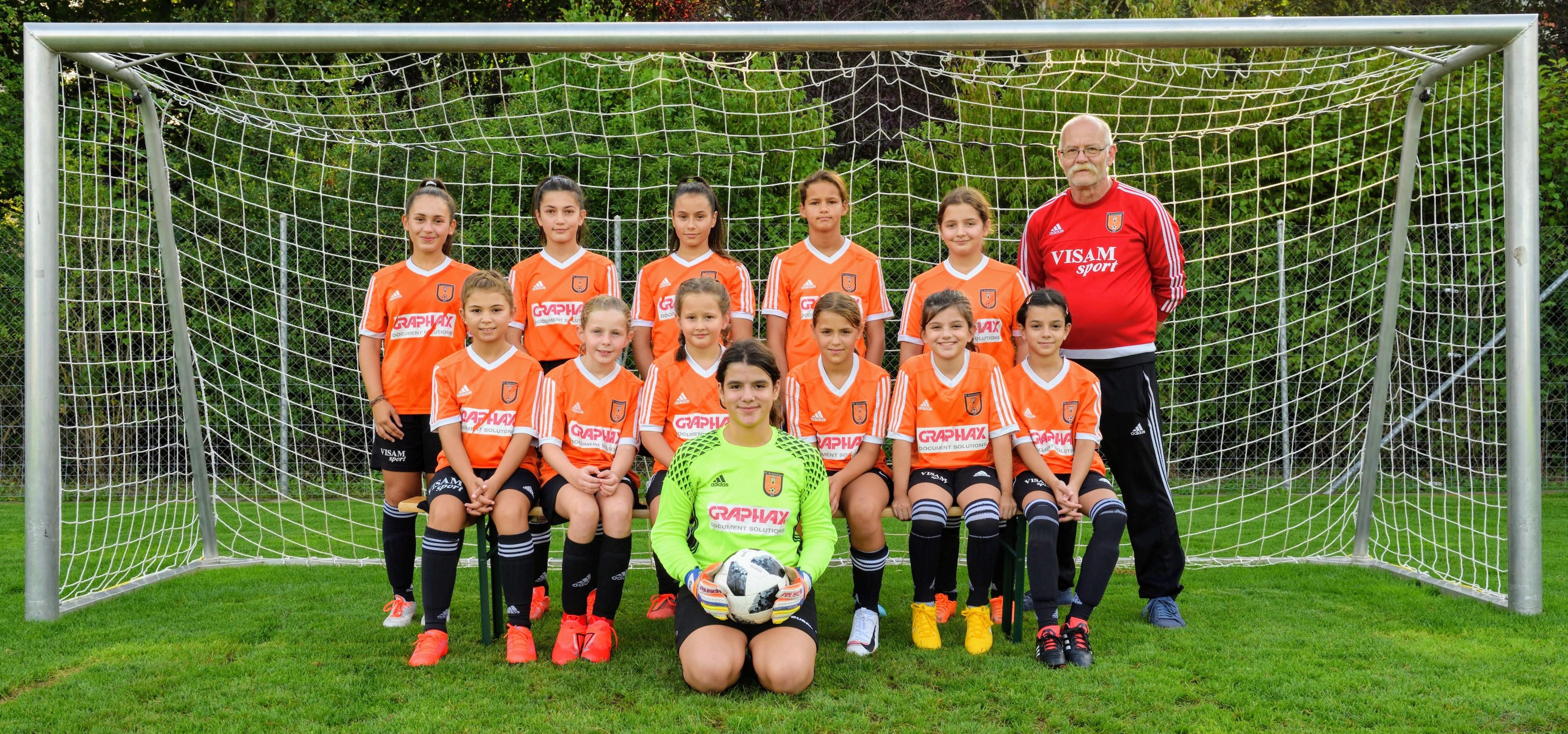 Unsere FF12 Juniorinnen