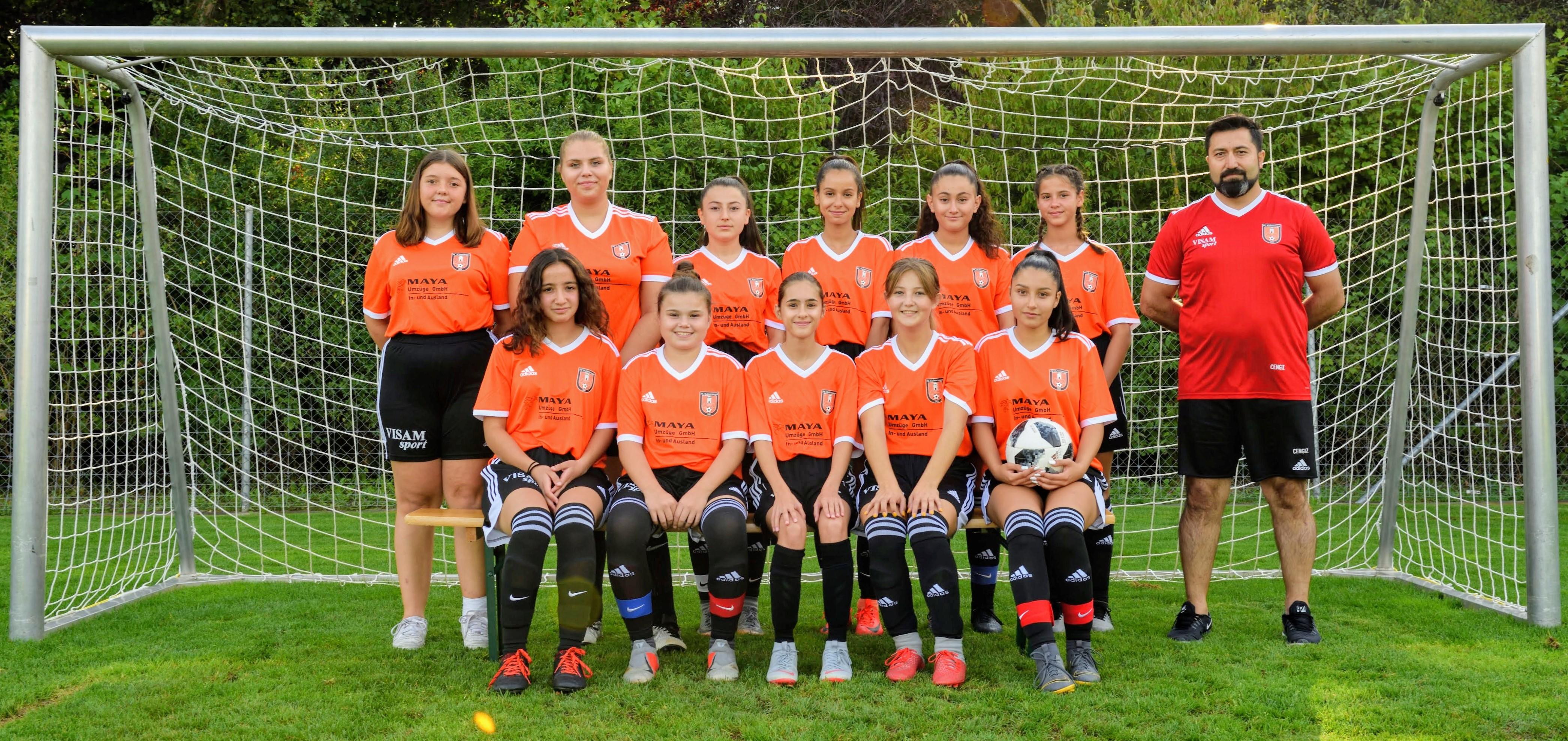 Unsere FF15 Juniorinnen