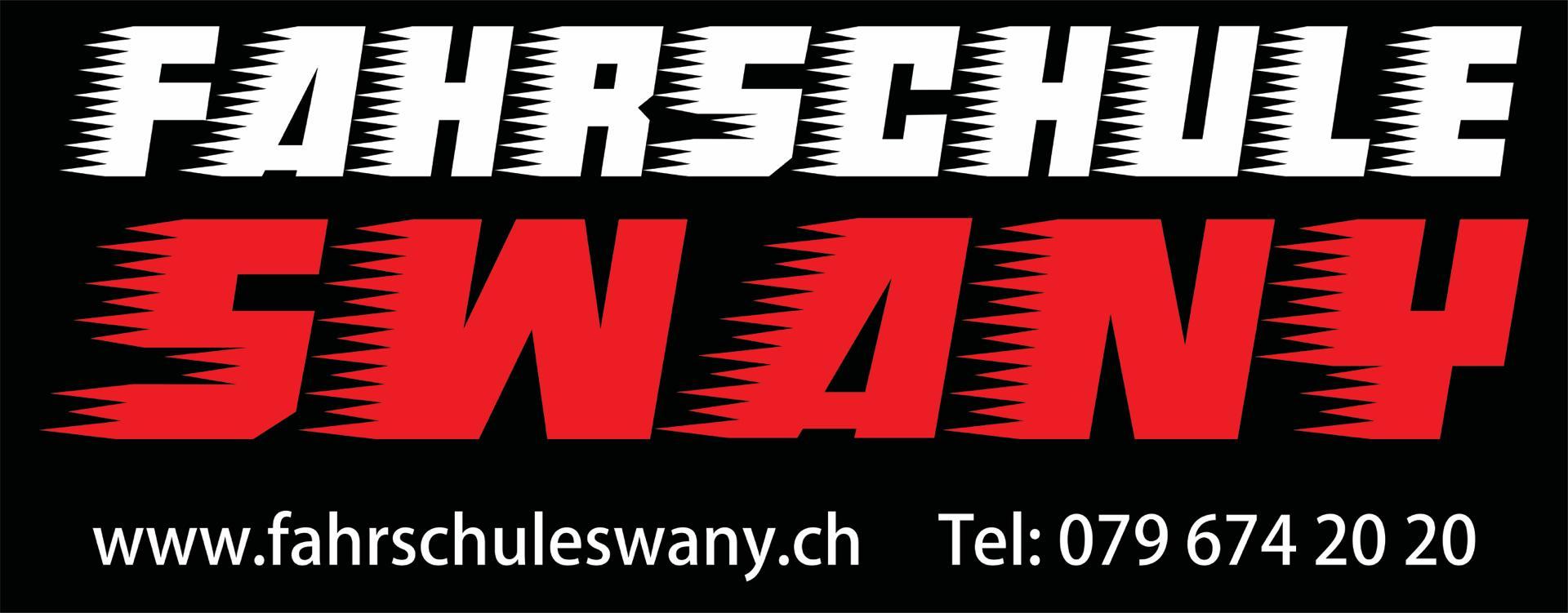 Logo Fahrschule Swany